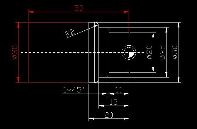 Manual Guide i toczenie G1120 obrobka zgrubna 1