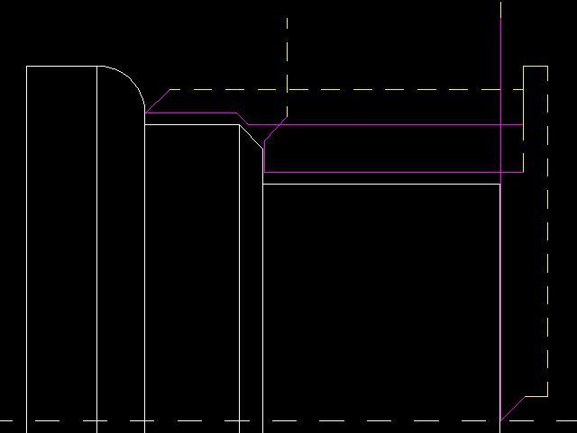 Manual Guide i toczenie G1120 obrobka zgrubna PROGR