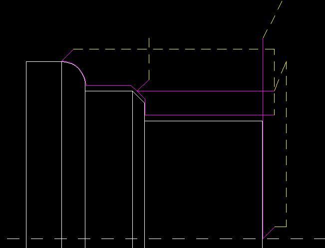 Manual Guide i toczenie G1120 obrobka zgrubna PROGR2