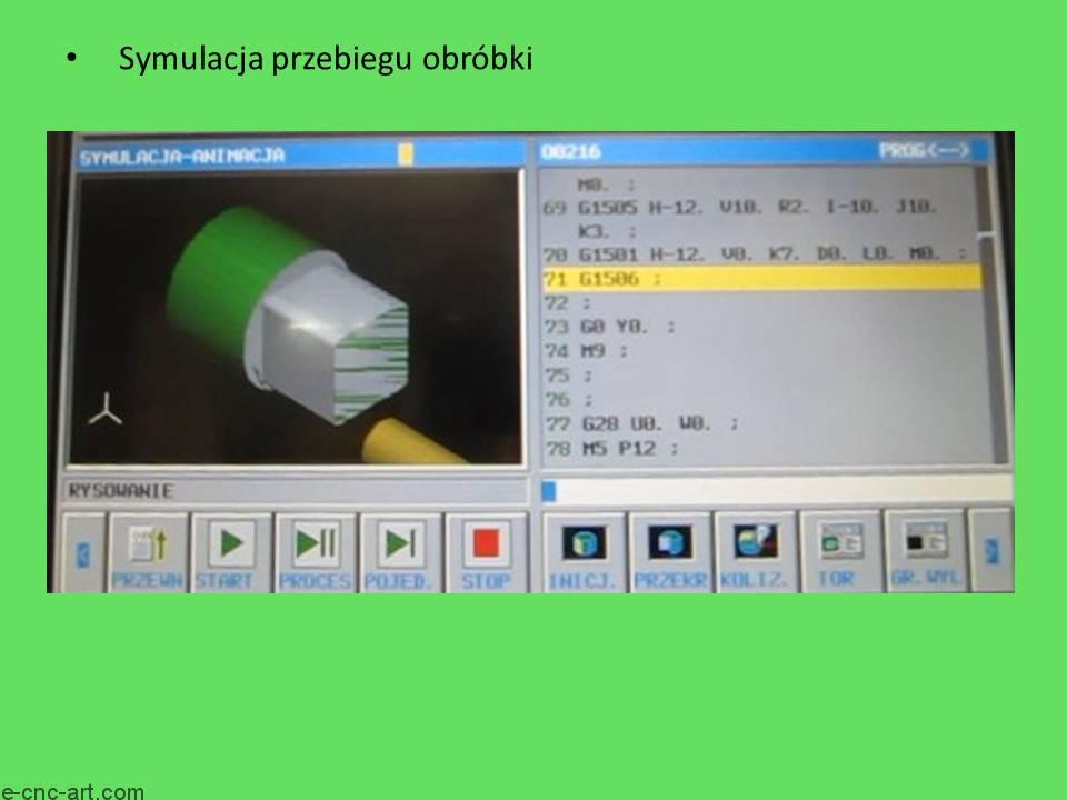 Toczenie frezowanie G1060 18